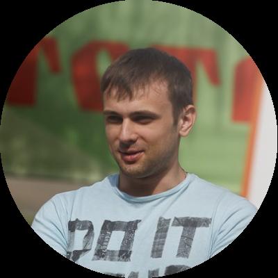 CTO at Tencoins, Evgeniy Grechenok